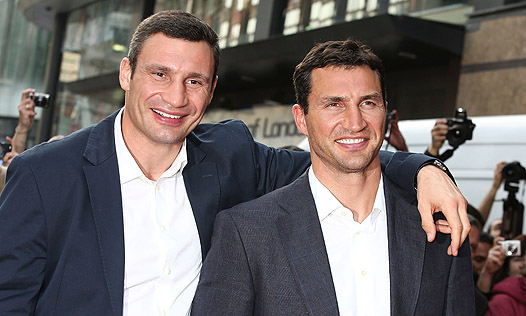Klitschko - UK Film Premiere